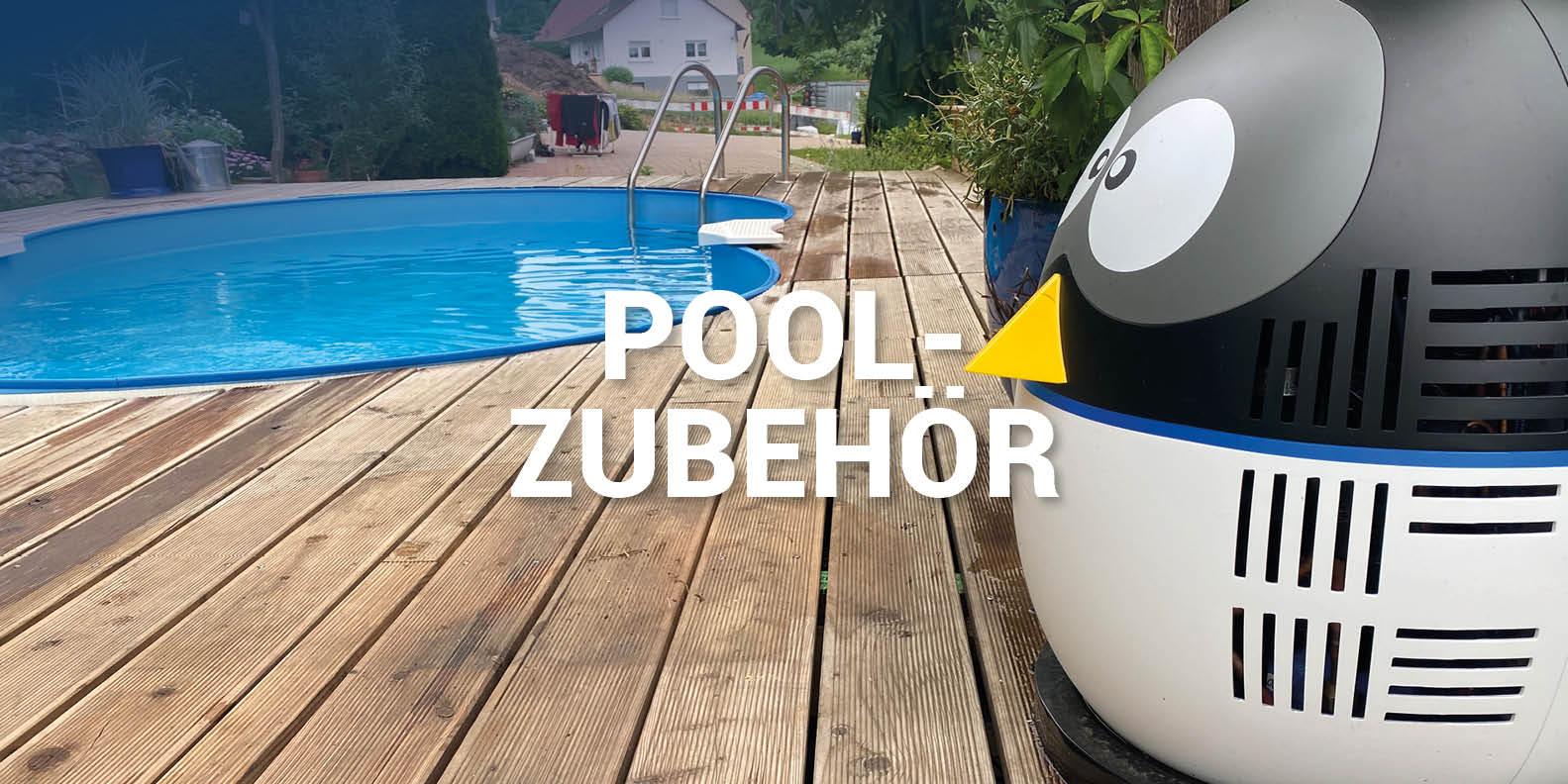 Pool-Zubehör bei Fresh-Pool