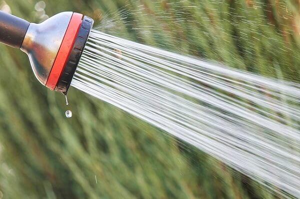 Frühjahrescheckliste Wasserschlauch
