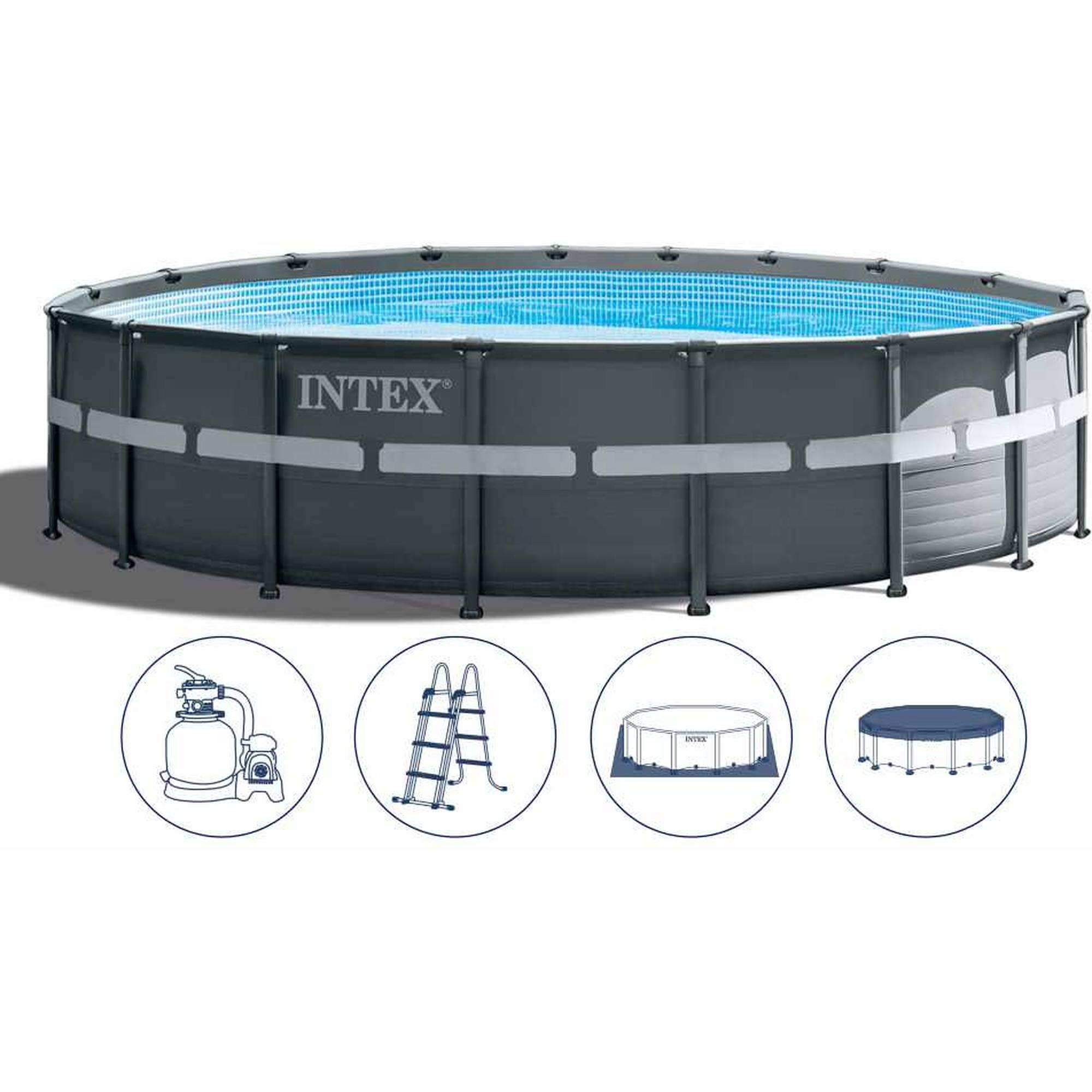 Intex Ultra XTR Frame Pool Komlpettset 549 x 132cm (26330GN)
