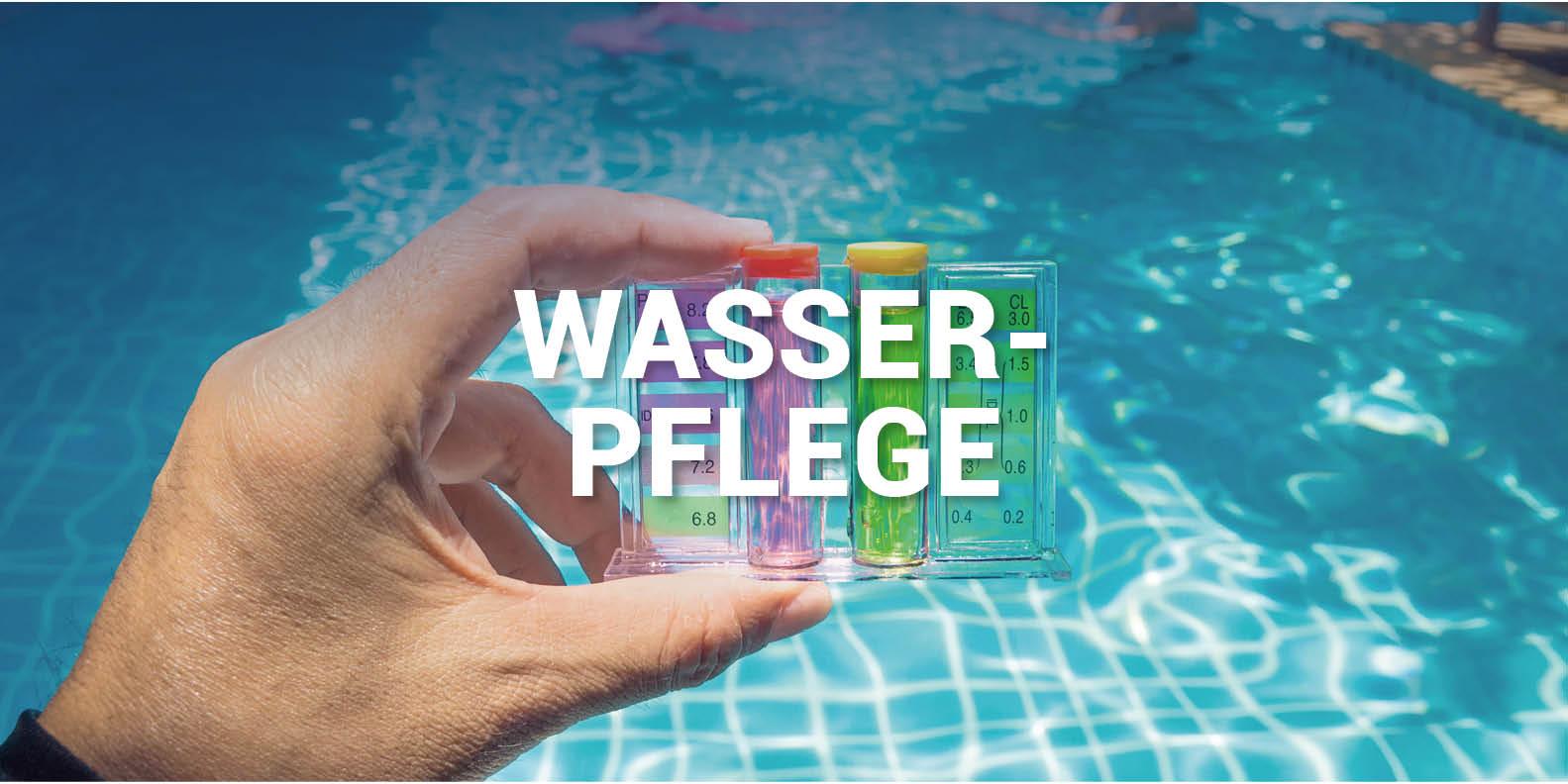 Wasserpflege bei Fresh-Pool
