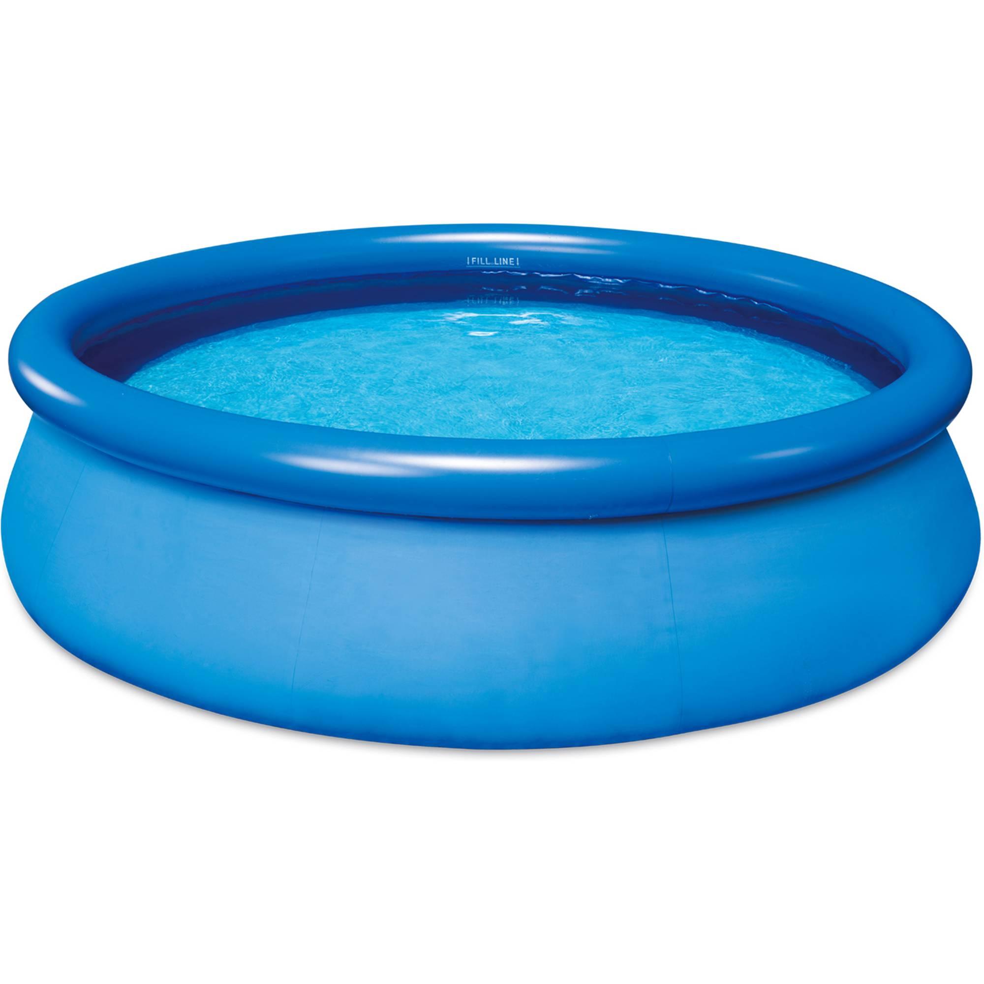 Quick Set Ring Pool - 3,05x76cm, inkl. Kartuschenfilter 1200 RX330 12V