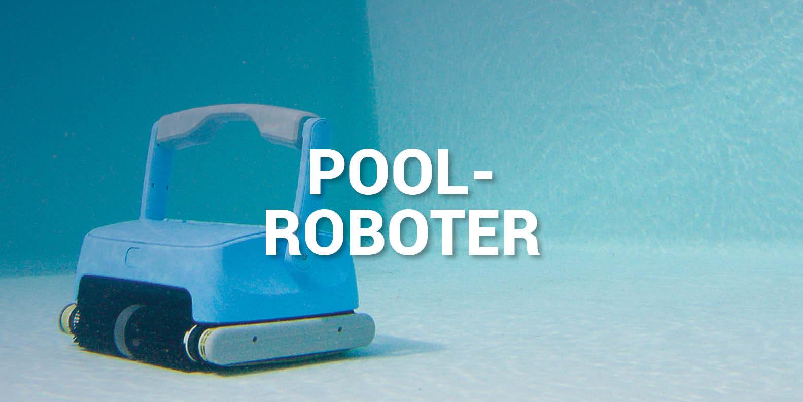 Pool-Roboter bei Fresh-Pool