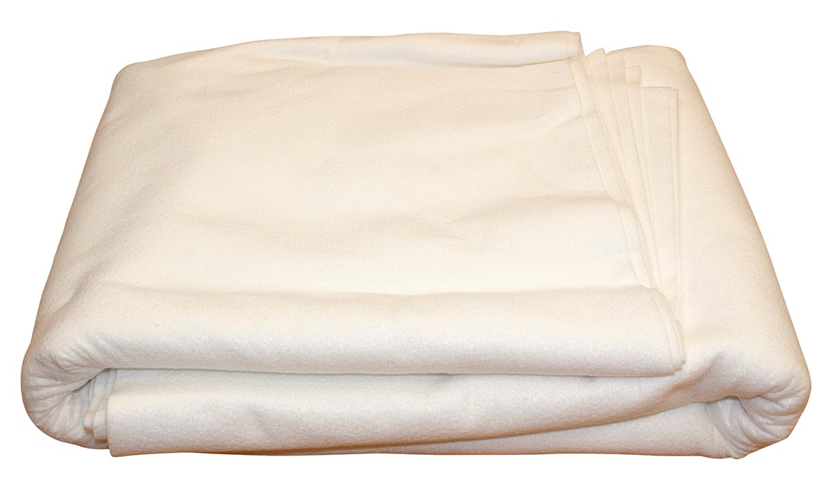 Standard Bodenschutzpolster für Beckengröße Ø 360 bis 460 cm