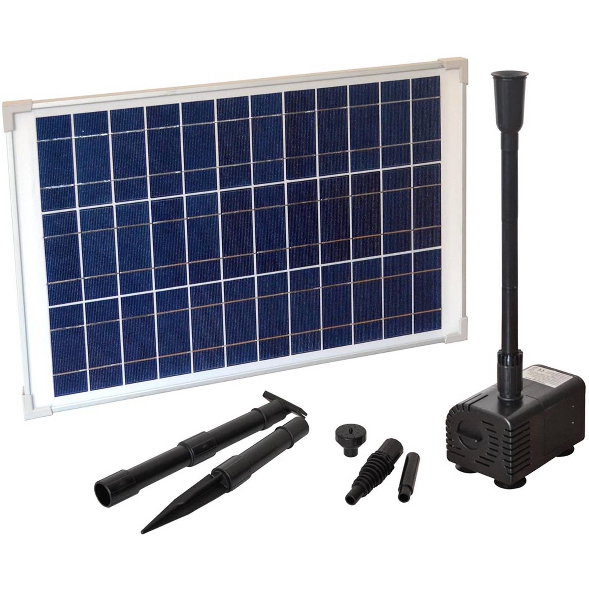 Solar-Teichpumpen-Set1000l/h