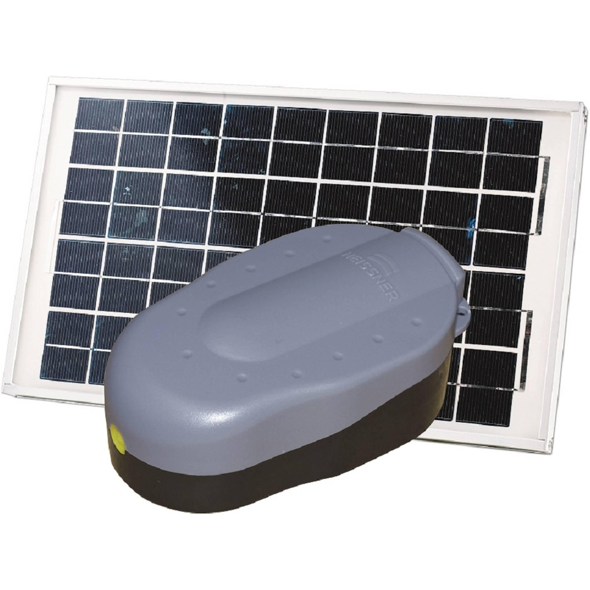 SOLAR-Teichbelüfter, 200 l/h von Heissner