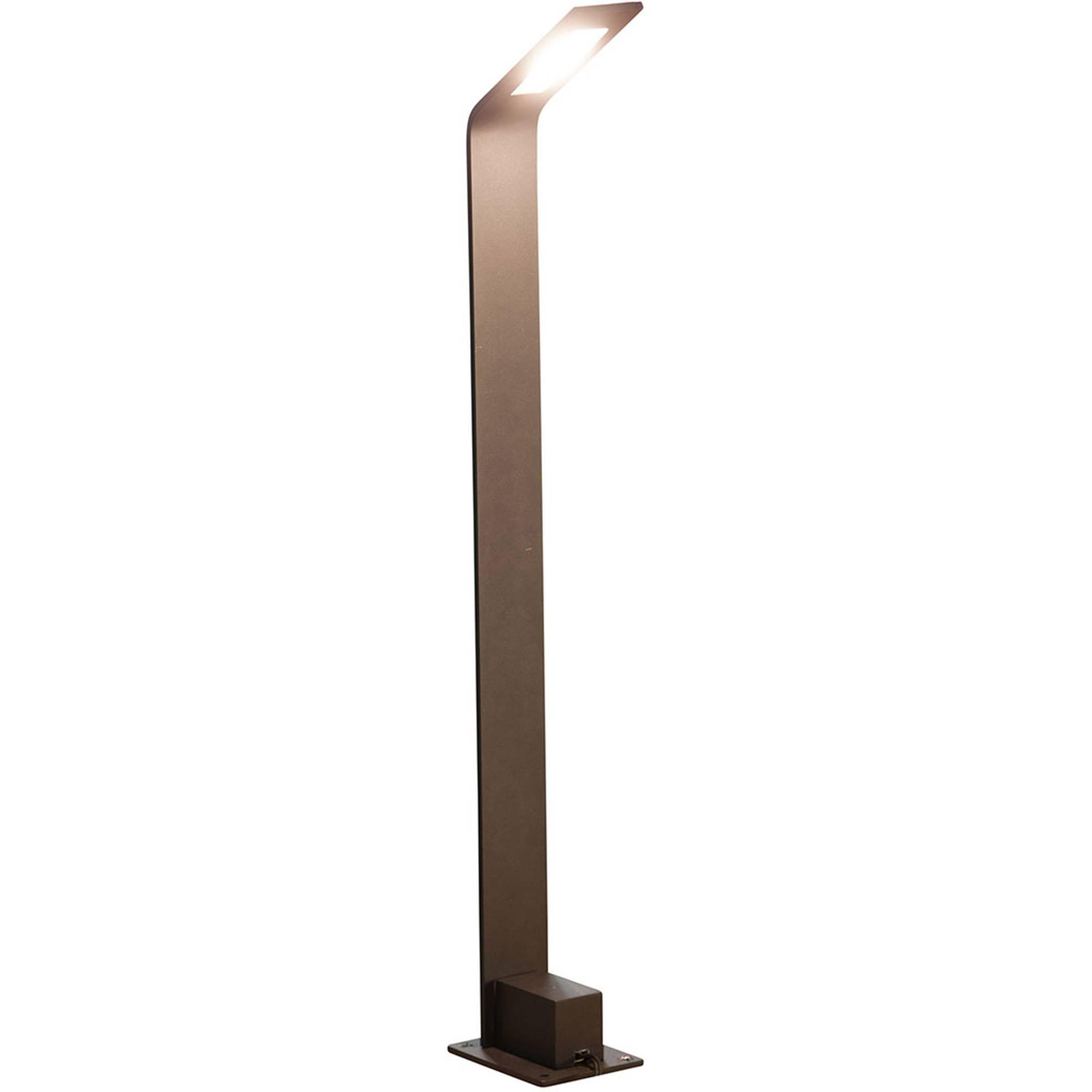 Heissner L474-00 Teichufer und Poolrand Lampe 4 Watt bronze