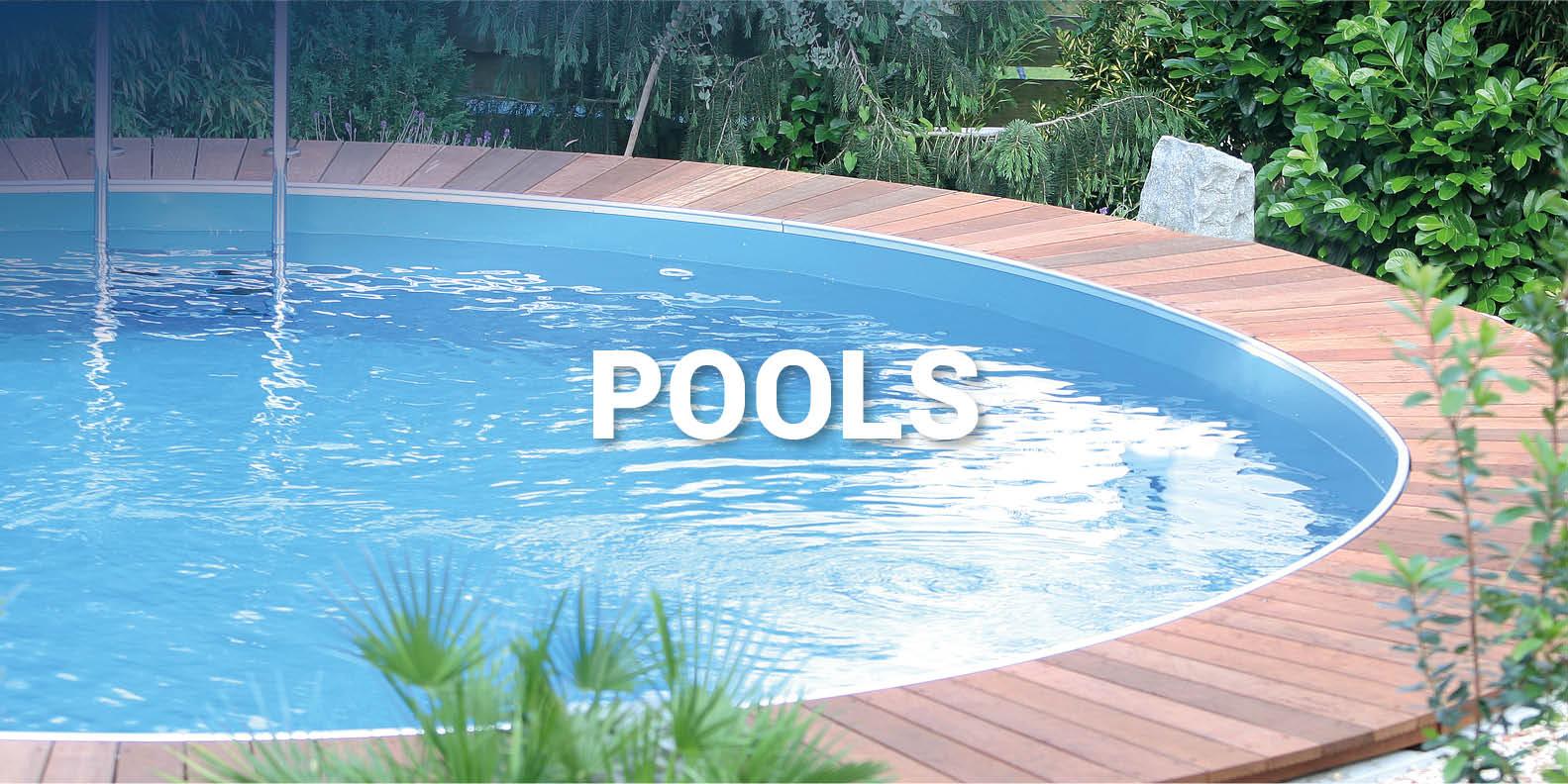 Pools von Fresh-Pool