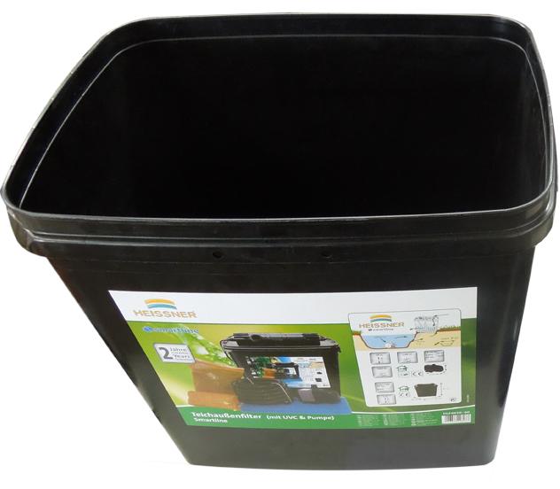 Filterbehälter zu HLF4950-00 (alt)