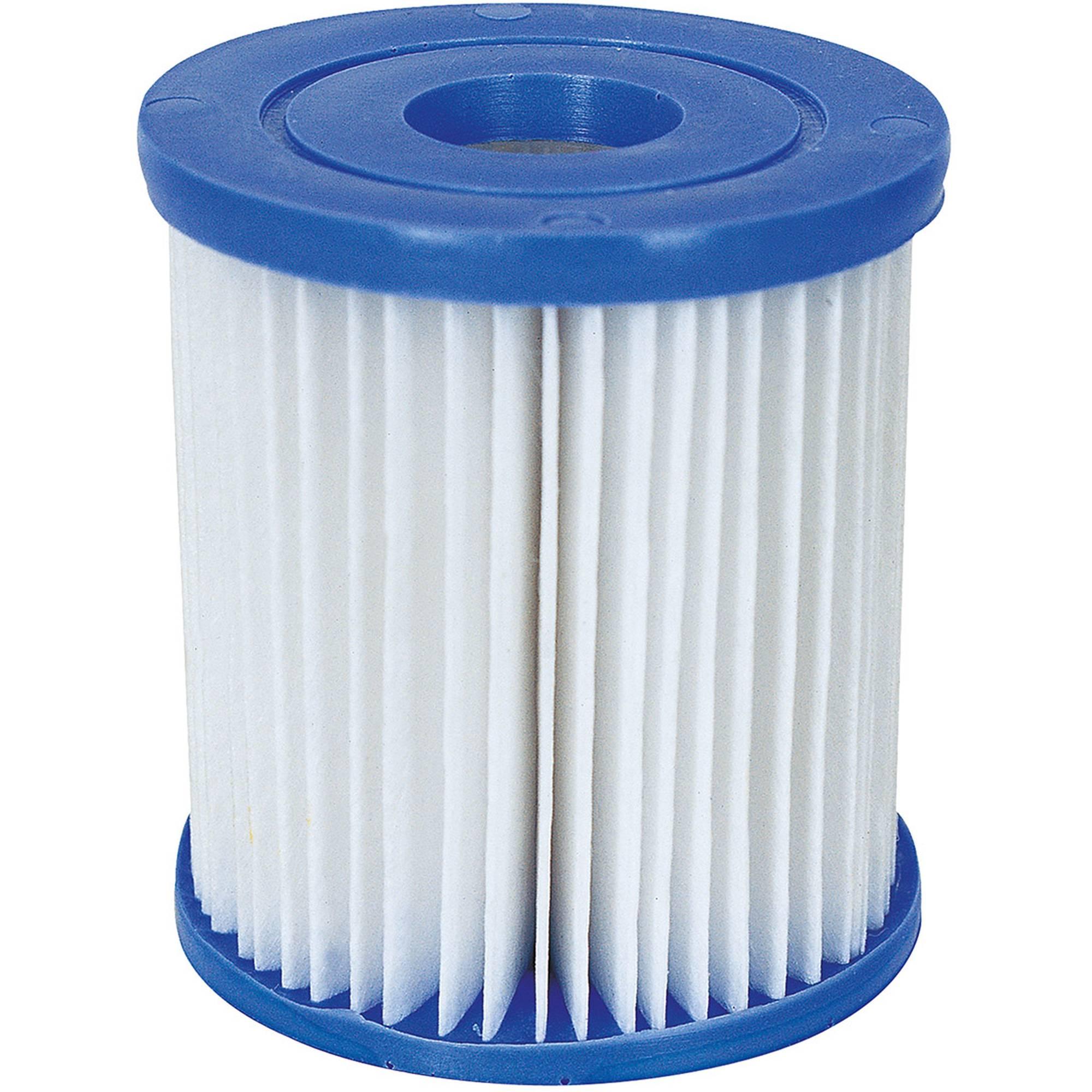 Ersatz Filterkartusche 80 x 90 mm für Bestway Kartuschenfilter zum Wechseln