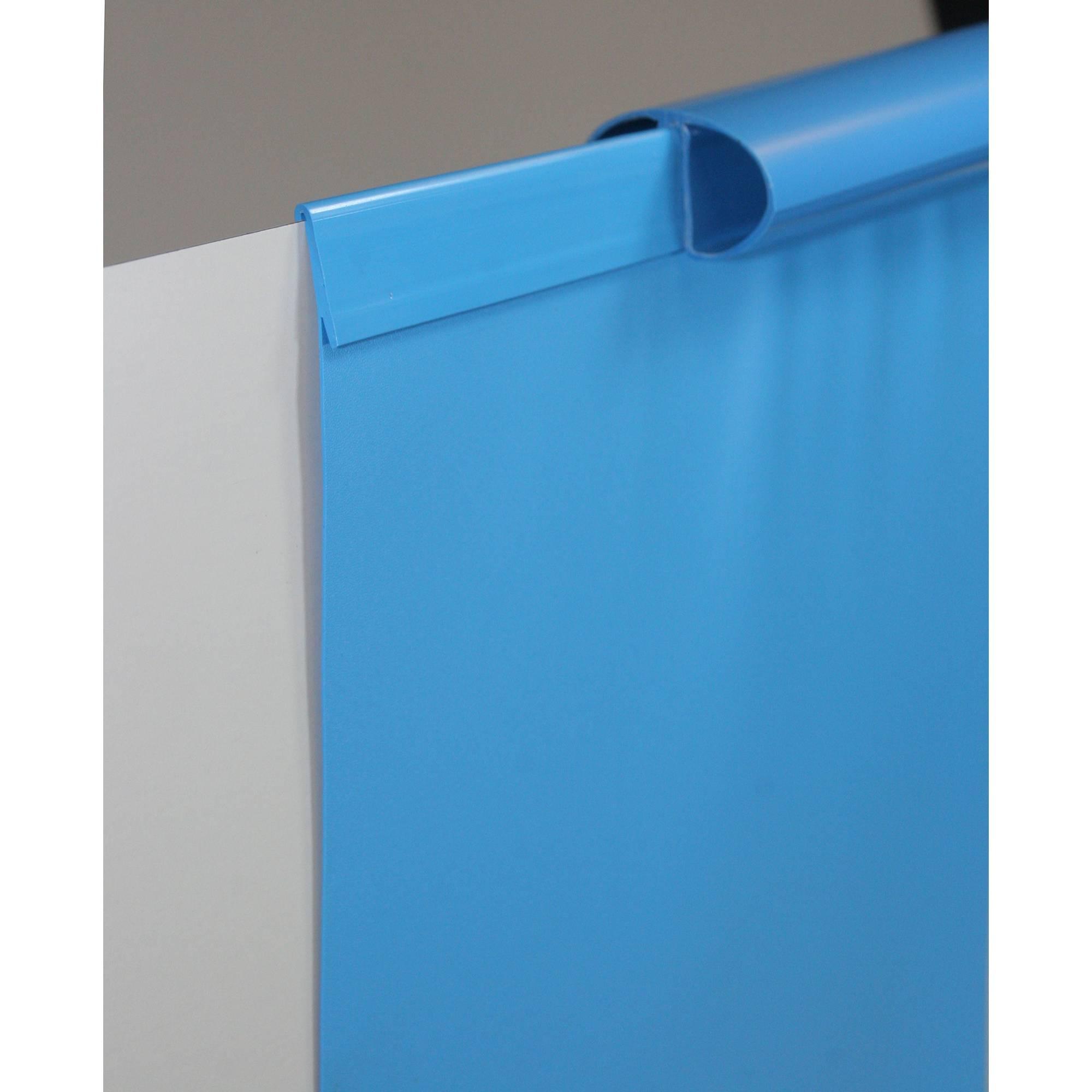 Stahlwandpool rundform  400x120 cm