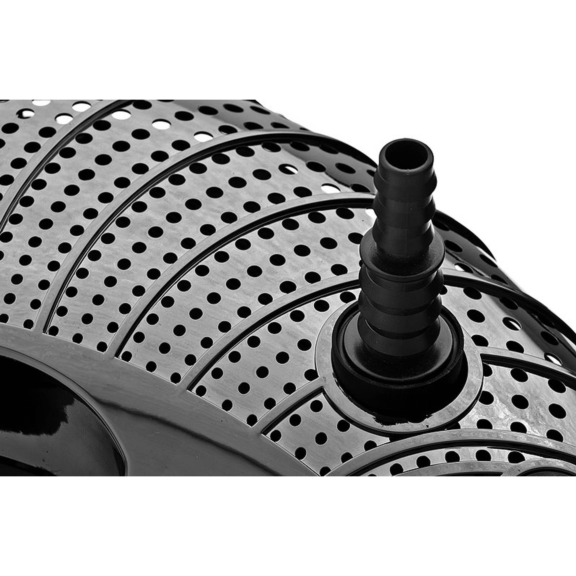 Filter- und Bachlaufpumpe Aqua Craft Premium Eco P2100E von Heissner